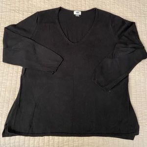 Old Navy v neck sweater